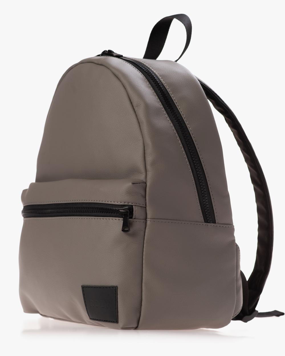 """""""Day Pack Mini"""" екошкіра, сірий"""