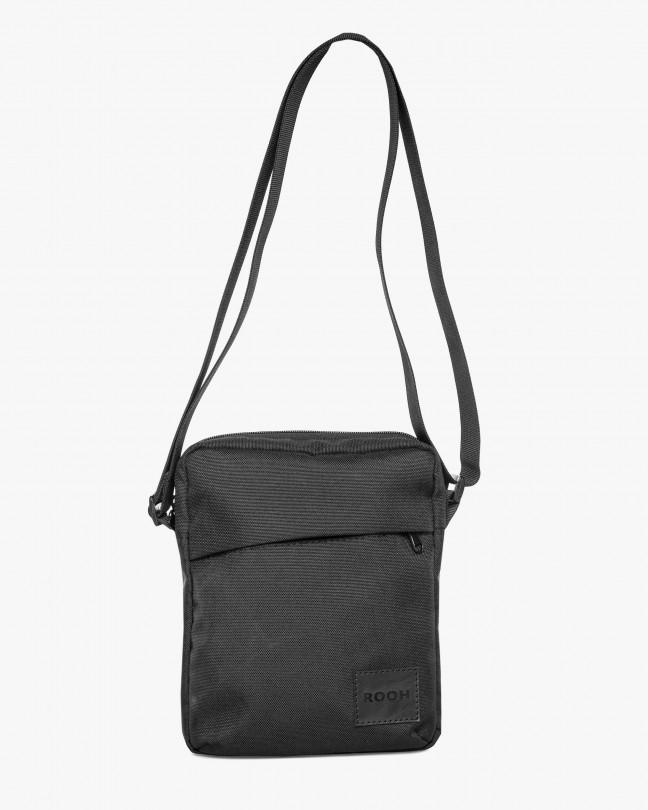 """Messenger City Bag"" поліестер, чорний"