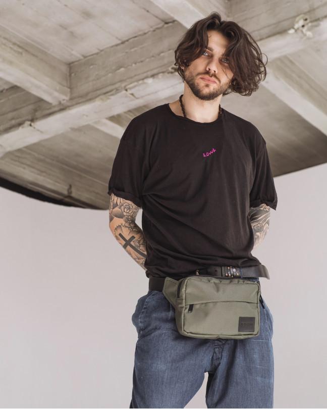"""City Bag Mini"" полиэстер, хаки"