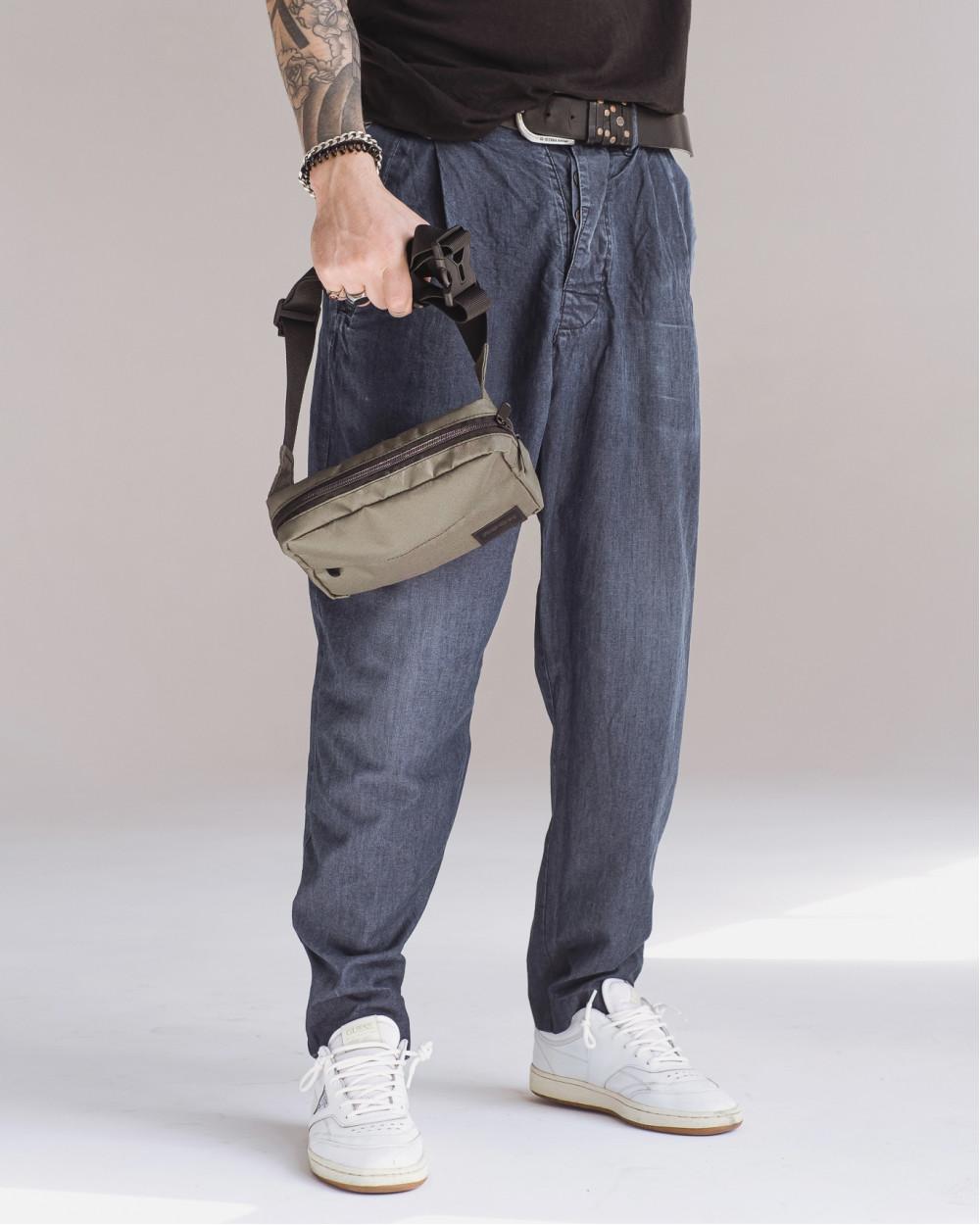 """City Bag Mini"" поліестер, хакі"