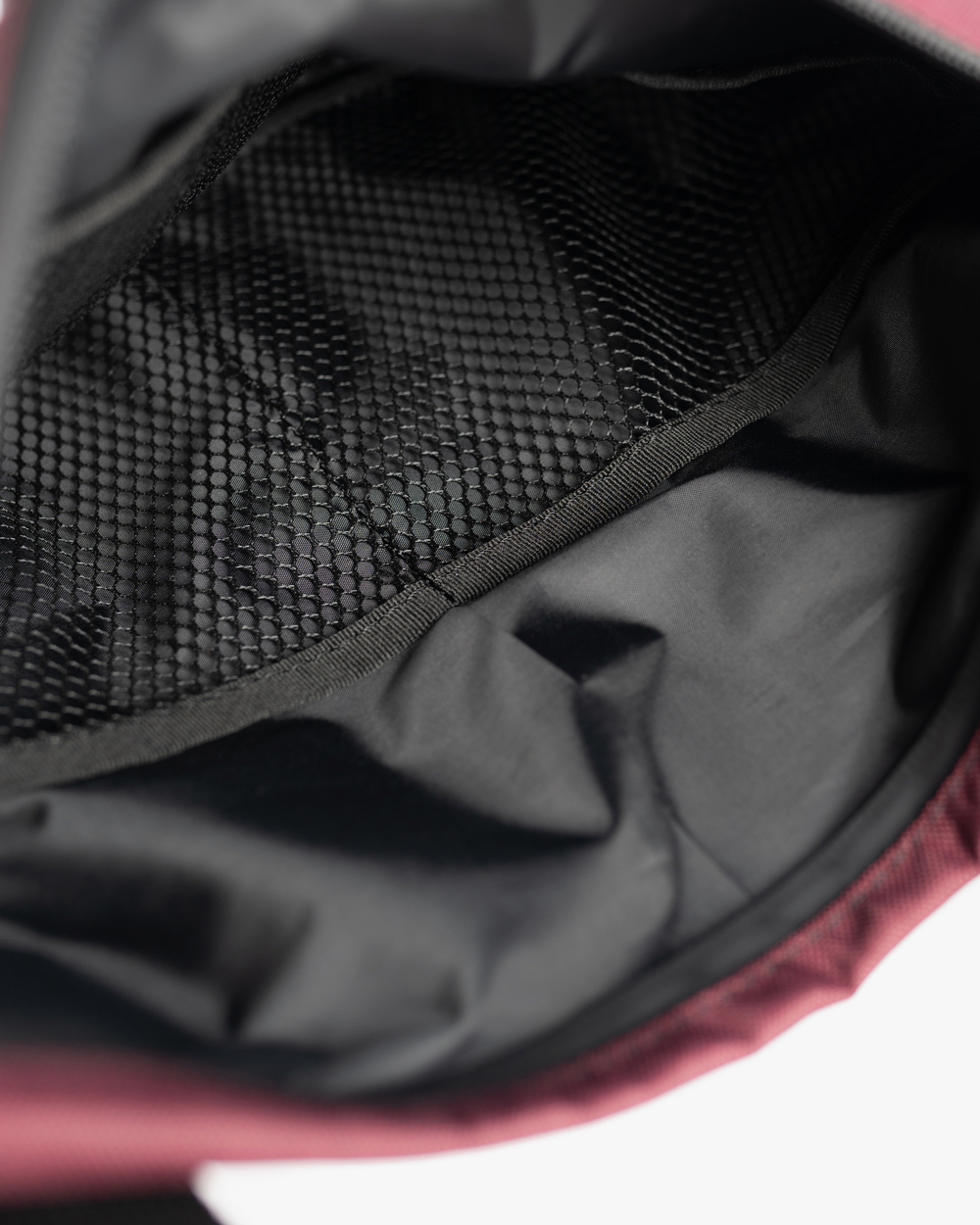 """Flat bag"" полиэстер, бордо"